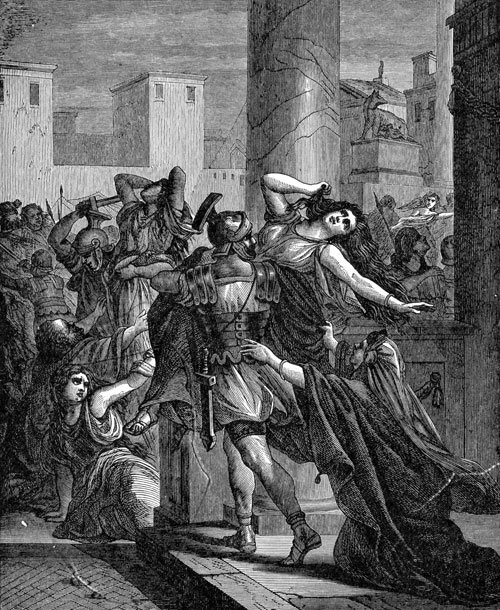 History of Dating - Ancient Rome