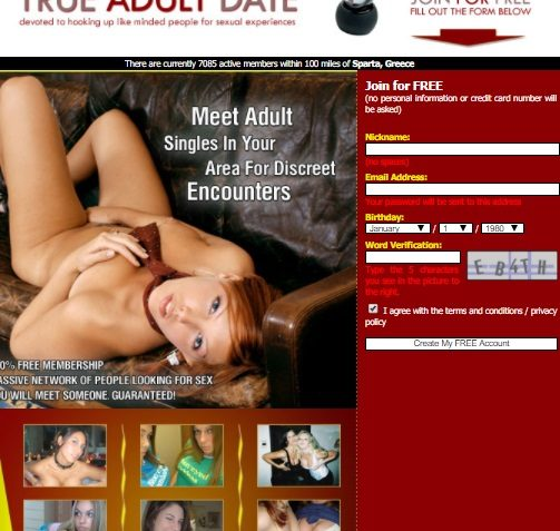 Adult dating link directory